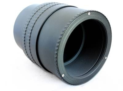 M65-m65 36-90 M65 a M65 montaje centrado adaptador de anillo helicoidal 36mm-90mm Tubo de extensión Macro