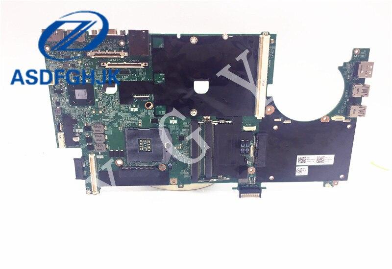 Dell Precision m6600 placa base de computadora portátil CN-0NVY5D 0NVY5D NVY5D DDR3 HM67 02010TS00-600-G 100% prueba ok