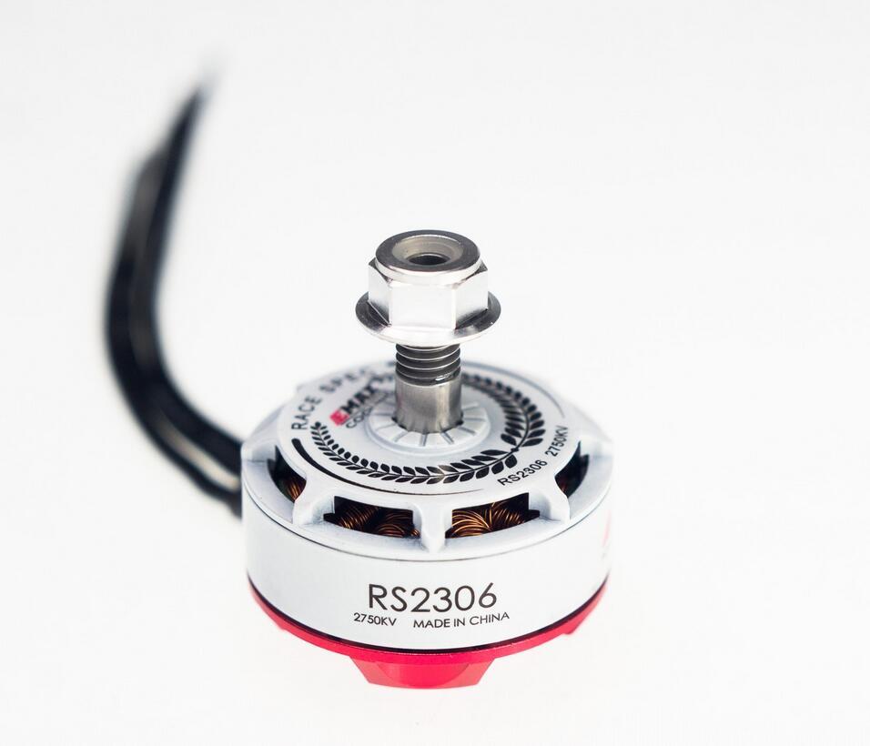 EMAX RS2306 2400KV 2550KV 2750KV Motor White version for FPV RACER Quadcopter Kvadrokopter RC Drone Aircraft