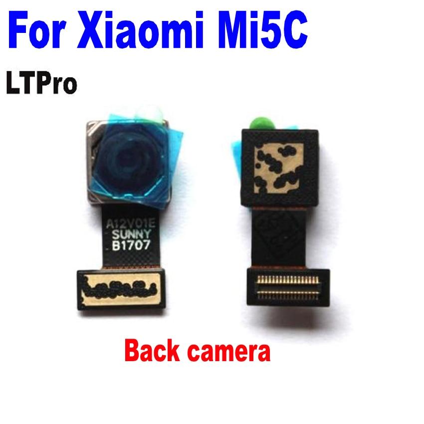 LTPro TOP Quality Tested Back Camera For Xiaomi Mi5c MI 5c M5C Main Big Rear Camera Replacement Phone Parts