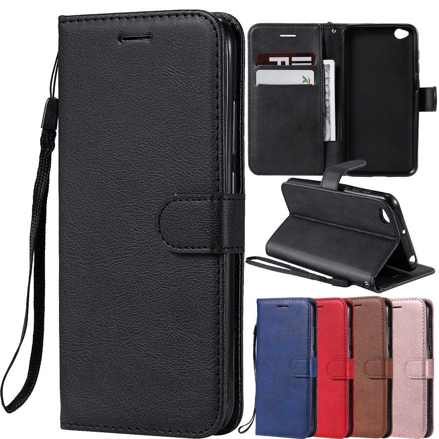 Flip Leather Case on for Funda Xiaomi Redmi GO case For Coque Xiaomi Redmi GO cover BOOK Wallet Cove