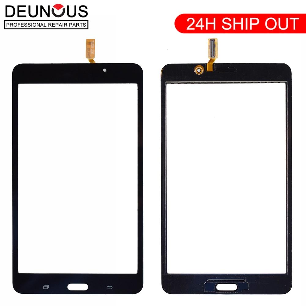 Новый 7 ''для Samsung Galaxy Tab 4 7,0 T231 SM-T231 T230 SM-T230 сенсорный экран дигитайзер Сенсорная панель планшет запасные части