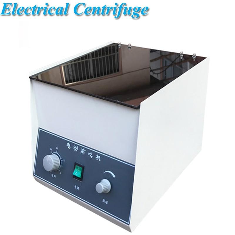 Centrífuga de laboratorio de 220V 20ML * 12 Uds tubos 4000rpm 2325XG sangre Prp centrifugadora centrífuga máquina centrífuga 80-2