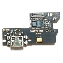 USB Charger Flex Cable For Lenovo Vibe S1 S1c50 S1a40 USB Port Connector Dock Socket Jack Plug Repla