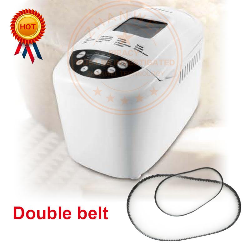 Double belt bread maker parts Breadmaker Conveyor Belts bread machine belts Kitchen Appliance access