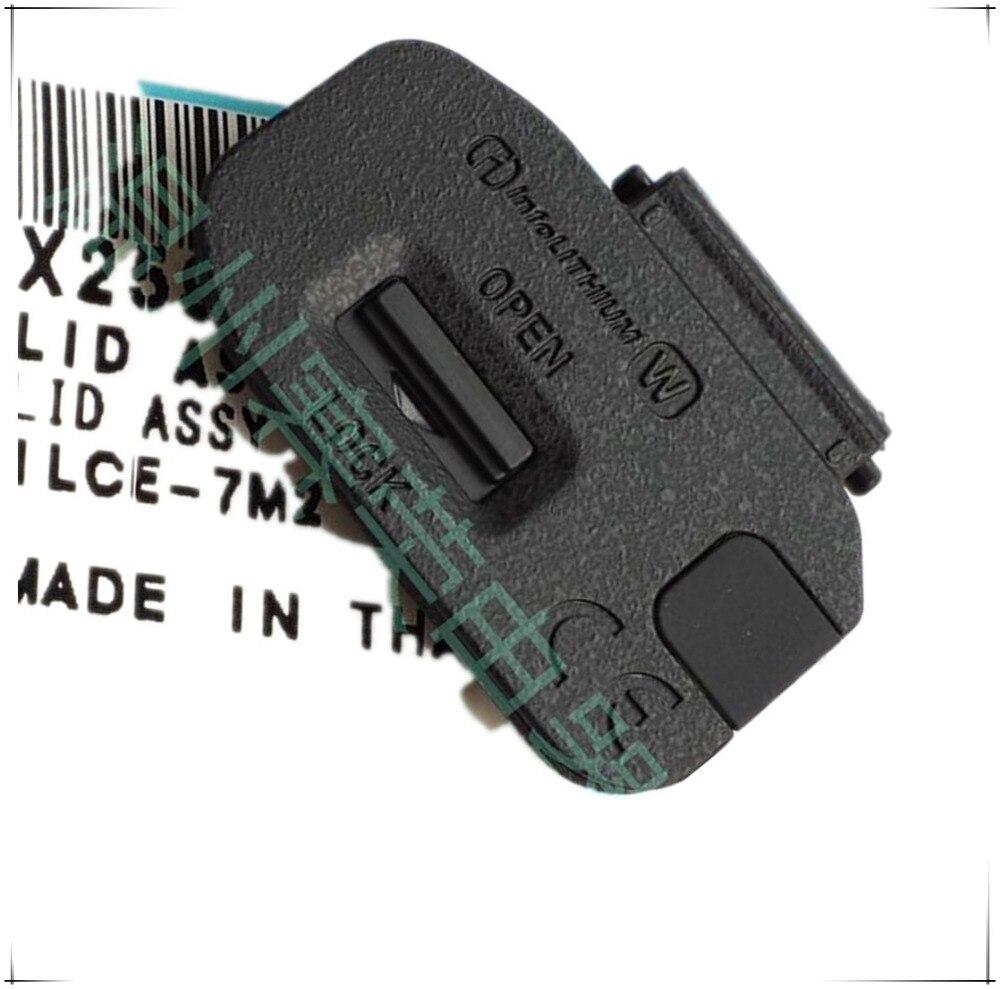 A7ii A7Rii A7Sii غطاء باب البطارية غطاء زجاجة خشبي لسوني ILCE-7M2 ILCE-7RM2 ILCE-7RM2 A7 II A7M2 A7R II A7RM2 A7S II A7SM2