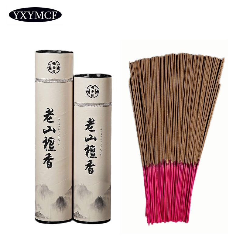 Palos de incienso Takeko de sándalo, Fragancia casera de incienso de 32cm/39cm para soporte de incienso, 450g, venta al por mayor en barril