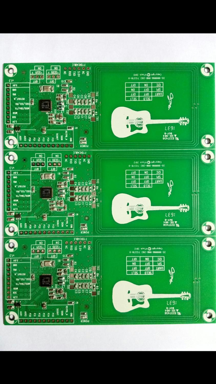 لوحة تطوير وحدة NFC PN532 ، قارئ RFID ، 13.56 متر ، اتصال Arduino و Android