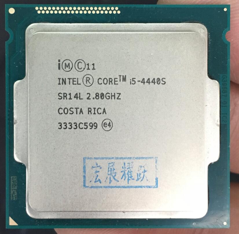 Intel Core i5 i5-4440S 4440S procesador (6M Cache, 2,8 GHz) LGA1150 CPU de escritorio