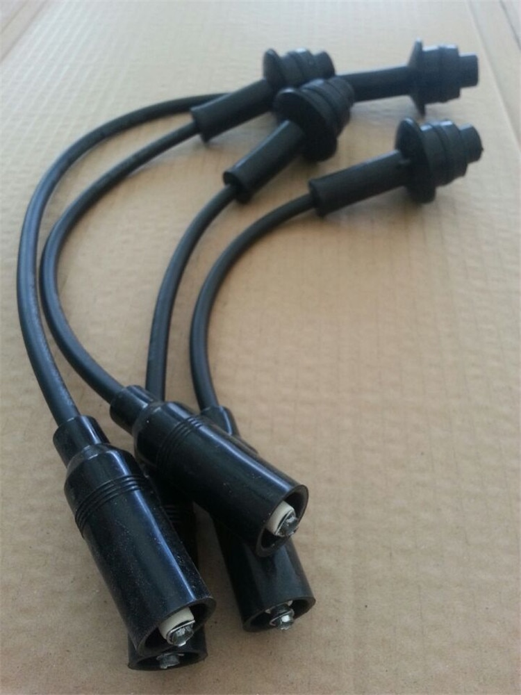 Кабель зажигания для jinbei hiace great wall deer безопасный пикап foton 491Q 4Y двигатель