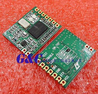 HM-TRP Wireless Transceiver 433Mhz UART Program RS232 moudle