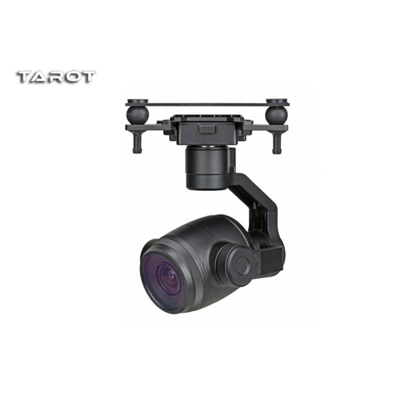 Cardán de tres ejes de alta precisión Tarot ZYX-T14X con sensor CMOS 1/2.3 cámara de 12 millones de píxeles para Dron FPV