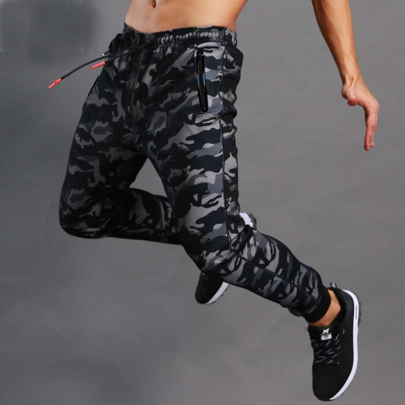 2020, pantalones de estilo Boutique de otoño para hombre, pantalones Harem pitillo de camuflaje militar, pantalones sueltos cómodos Cargo, pantalones de camuflaje para correr
