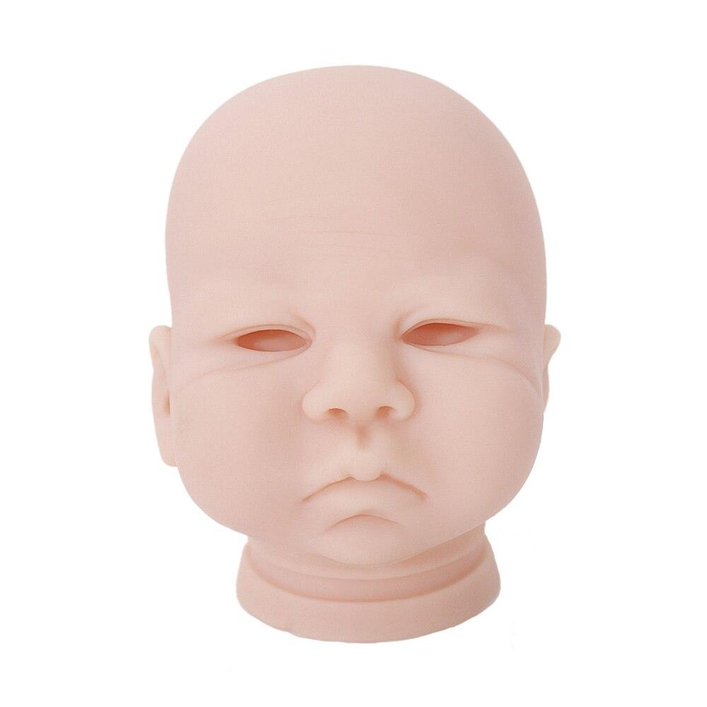 22-20 pulgadas renacer muñeca Kits de silicona Reborn Kits para bebé renace Kits de la muñeca de muñeca accesorios Juguetes