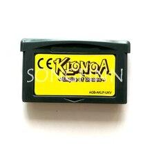 Klonoa: Empire of Dreams Memory Cartridge Card for 32 Bit Video Game Console Accessories