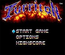 Turrican-cartucho de juego de 16 bits para Sega Mega Drive, sistema Genesis