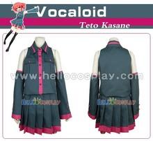 Costume Cosplay Teto Kasane vocaloïde préfabriqué taille Standard H008