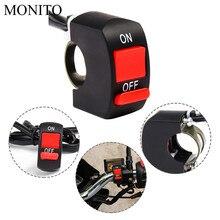 Connecteur de commutation interrupteur de guidon   Pour KTM 250 300 350 400 SX/XC/EXC/XCW/SXF/XCF/450 bouton de commutation de moto