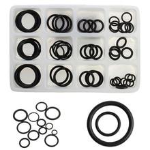 50 Stks/set Rubber O-Ring Diverse Maten Kit Voor Sanitair Tap Seal Spoelbak Afdichting Draad MAR13_0