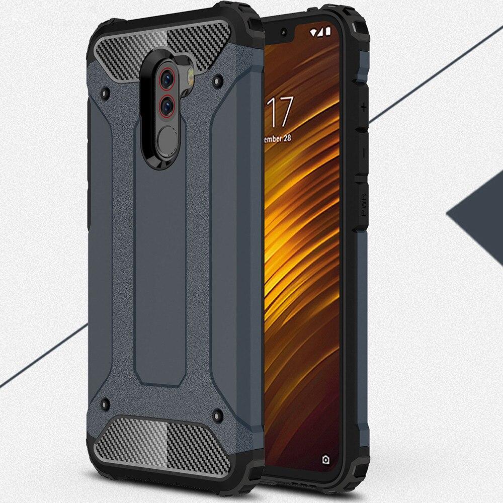 Armadura caso para Xiaomi Redmi Nota 9s 7 5 8 Pro max 8T 10 8A 7A Mi 9T A3 teléfono móvil F1 cubierta en Redmi Nota 9s 7 8 Pro Fundas caso
