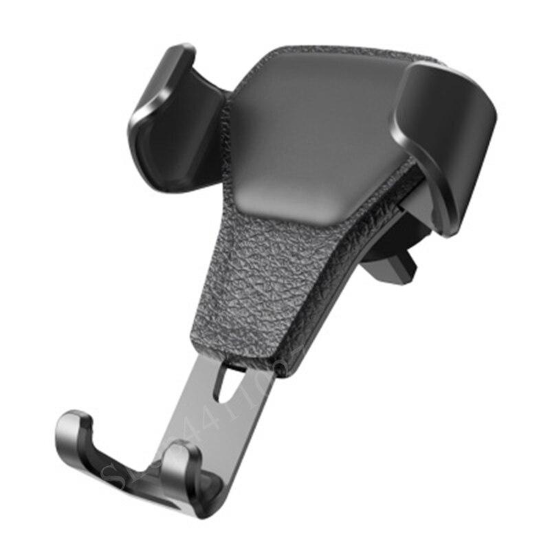 Sostenedor del teléfono del coche soporte para aire acondicionado coche pegatinas para Lexus CT200h ES250 ES300 ES300h ES330 LS400 LS430 LS460 GX460 GX470