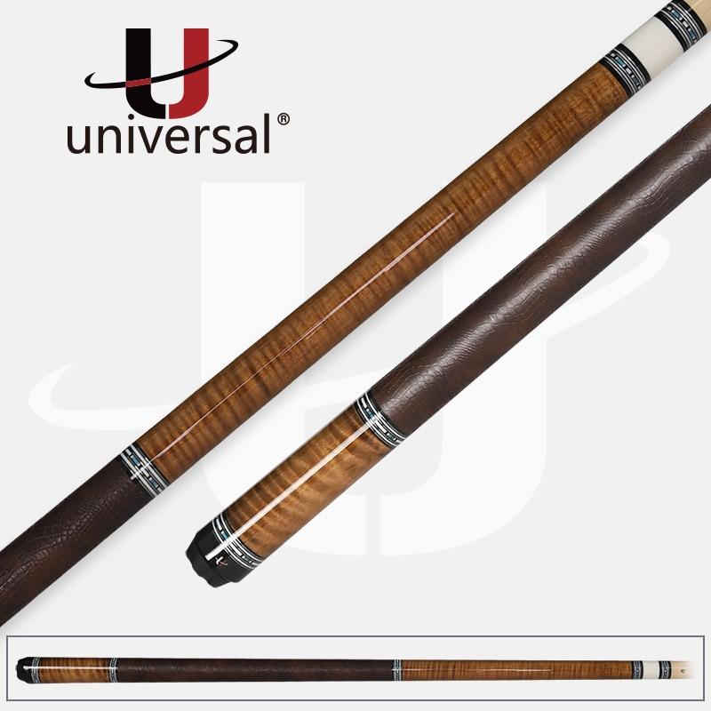 Universal 001 Pool palo de billar Kit billar taco 12,75mm punta lagartos cuero Wrap Stick para atletas profesional Billiar 2019