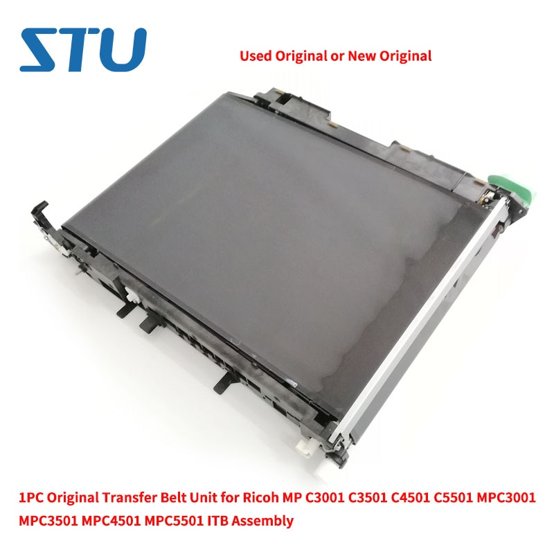 1PC Original Transfer Belt Unit for Ricoh MP C3001 C3501 C4501 C5501 MPC3001 MPC3501 MPC4501 MPC5501 ITB Assembly