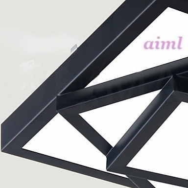 LED ceiling lamp Creative Arts bedroom modern minimalist living room lamp lighting fixtures kitchen balcony  - buy with discount
