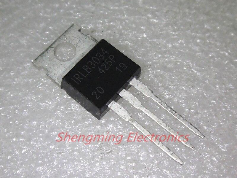 2 uds IRLB3034PBF IRLB3034 3034 3034PBF-220 transistor Mosfet