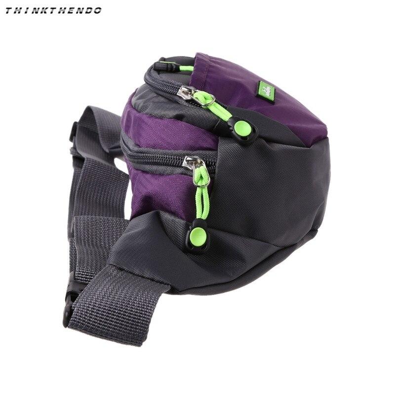 Paquete de cintura de alta calidad para mujeres, hombres, riñonera, bolsa para teléfono, bolsa para viaje, paquete de cintura, pequeña bolsa de nailon bolsa