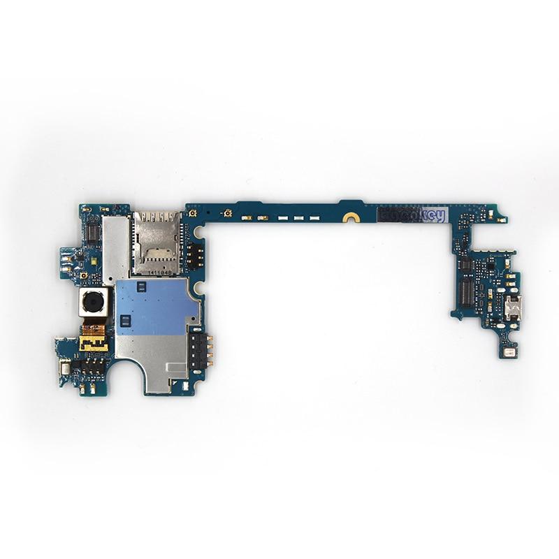 Trabalho Para LG G3 Tigenkey DESBLOQUEADO Mini D722 Mainboard Original Para LG G3 Mini Teste Motherboard 100% & Frete Grátis