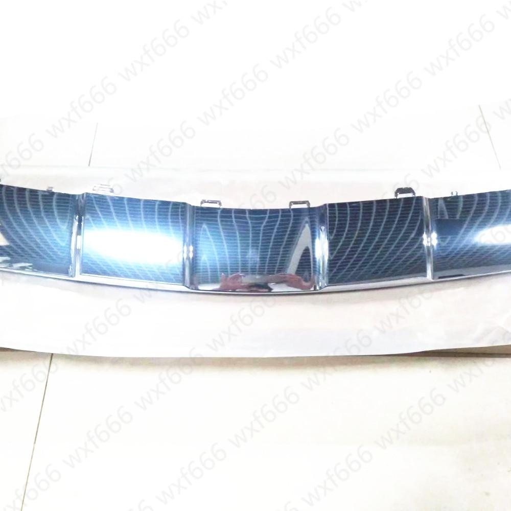 Car Front bumper guard W166 GLE250 ML350 ML320GLE500E GLS400mer ced esb en zs class Fender panel Electroplated strip