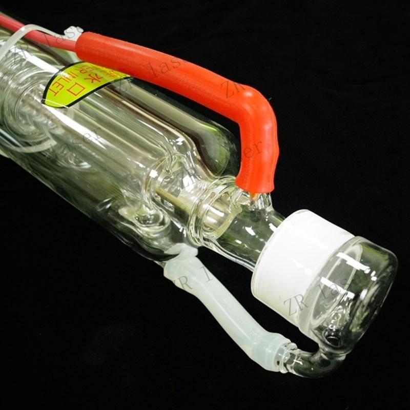 Tubo láser co2 precio al por mayor 1450*80mm 100W CO2 tubo láser médico tubo láser ZuRong