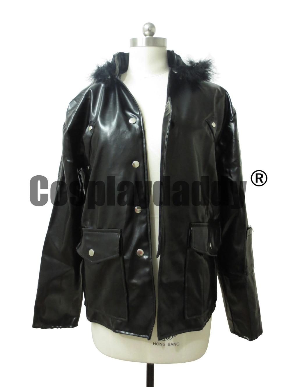 K GoRA GoHands Mikoto Suoh Cosplay traje sólo chaqueta