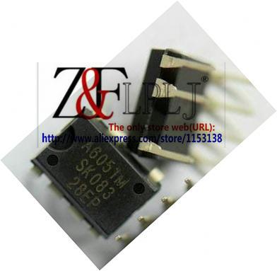 A6051M STR-A6051M STR-A6051M-7L DIP-7 nuevo Original 50 unids/lote