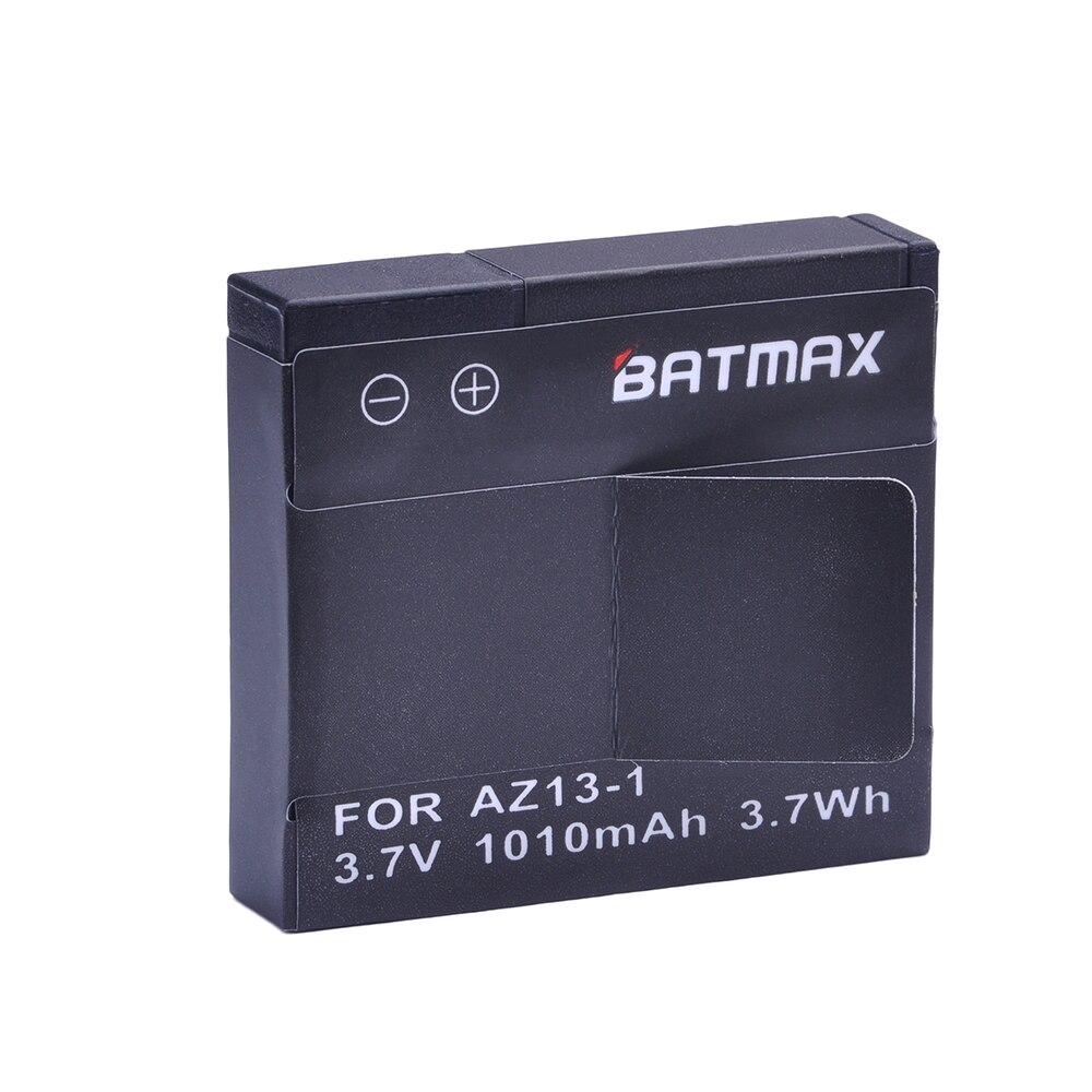 Для 1 шт. Xiaomi Yi AZ13-1 Аккумулятор Akku 1010 мАч литий-ионный аккумулятор для экшн-камеры Xiaomi yi аксессуары для спортивной камеры