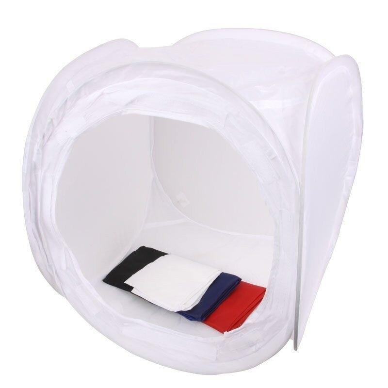 Caixa de Tiro Flash de Luz Reflexão + 4 Godox Centímetros Photo Studio Cube Suave Tenda Softbox Fotografia Velocidadelite Backdrops 36 90