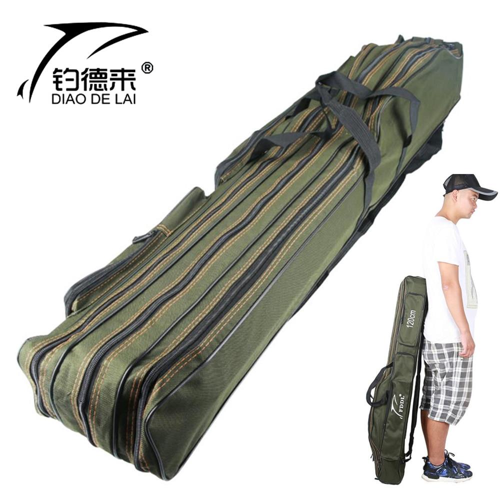 Portaherramientas de pesca plegable portátil caja de bolsa de almacenamiento de herramientas