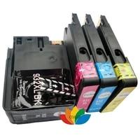 4x compatible ink cartridge for 932 933 hp 932 933 xl officejet 6100 6600officejet 7110 7610 wideformatofficejet 6700 premium