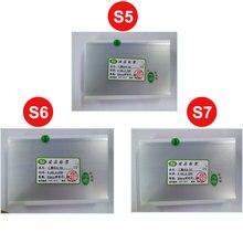 50 pcs/paquet Original 250um OCA optique clair adhésif Film autocollant colle pour Samsung S5/S6/S7