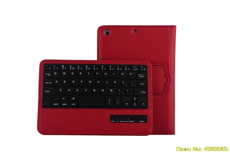 Para Samsung Galaxy Tab 4 7,0 T230 T231 T235, tableta carcasa de teclado Bluetooth inalámbrico + bolígrafo, nueva funda para teclado inteligente