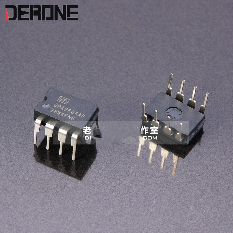 1 peça opa2604ap original duplo op amp opa2604 feito na tailândia