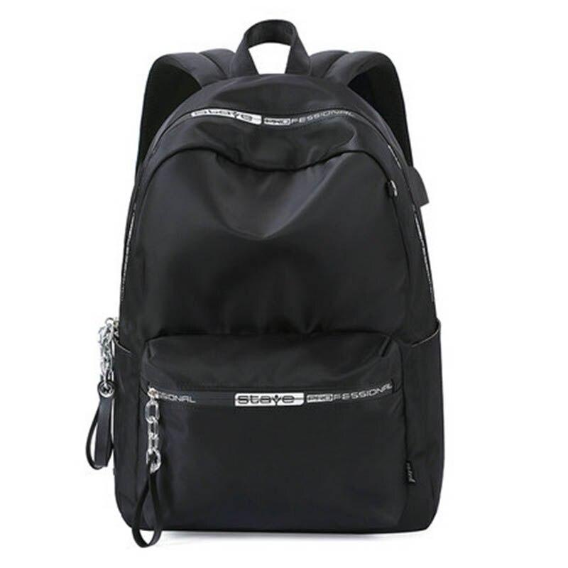 Hot Women Waterroof Backpack for School Teenagers Girls Nylon school bags Casual Ladies laptop bag Backpaks mochilas