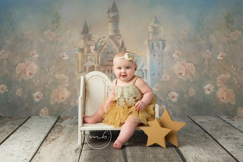 Photography Backdrops Newborn Boy or Girl Bokeh Photographic Background Baby Shower Decorations Photo Photocall Background Props enlarge