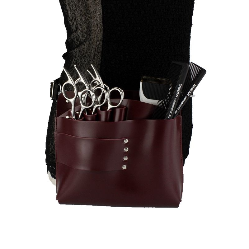 Large Capacity Waist Pack Hair Scissors Comb Bag Professional Hairdresser Tool Bag Hairpin Bottle Bag Barber Salon Tools