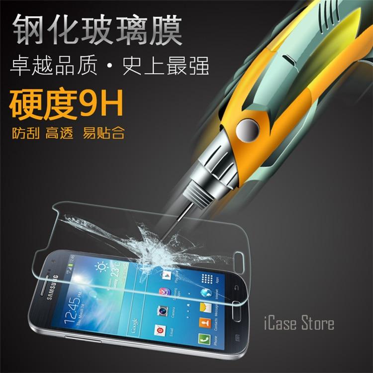 9 H vidrio templado para Samsung Galaxy S4mini S4 Mini i9190 i9192...