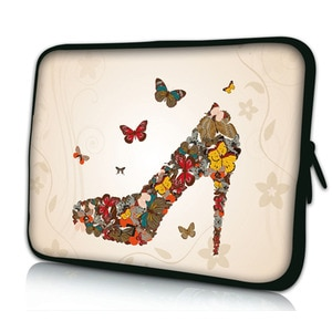 High-heeled shoes laptop sleeve bag notebook case 9.7 10.1 13 13.3 15.4 15.6 17.3 inch for ipad macbook pro/air acer hp lenovo