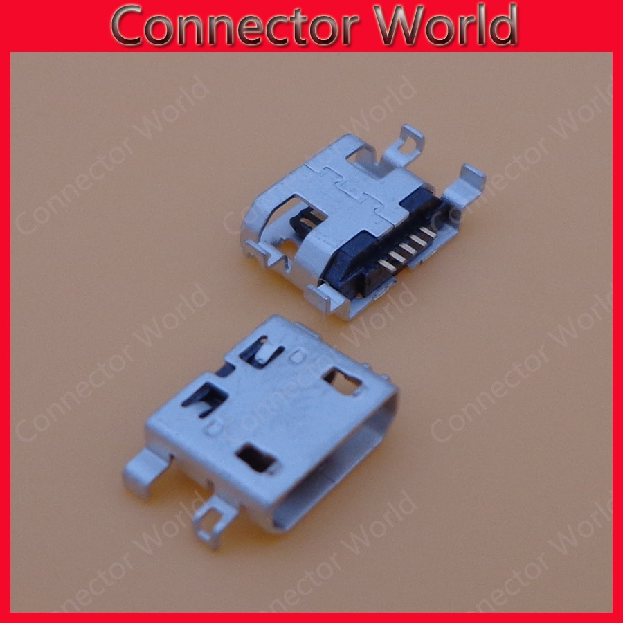 50 pçs/lote para huawei Desfrutar 5 TIT-AL00 TL00 CL10 Y6Pro TIT-U02 Y6 Pro Carregador USB de Carregamento Plugue Porta do Conector Dock tomada