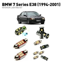 led interior lights for bmw 7 series e38 1994 2001 21pc led lights for cars lighting kit automotive bulbs canbus error free