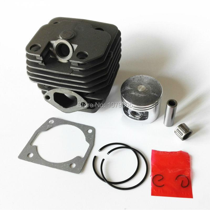 5800 58cc Gasoline chainsaw cylinder kit dia 45.2mm